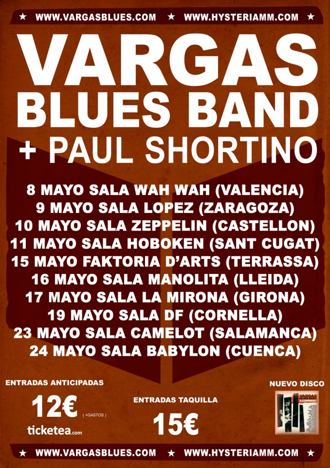 Vargas Blues Band!